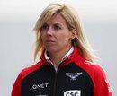 Marrusia test driver Maria de Villota