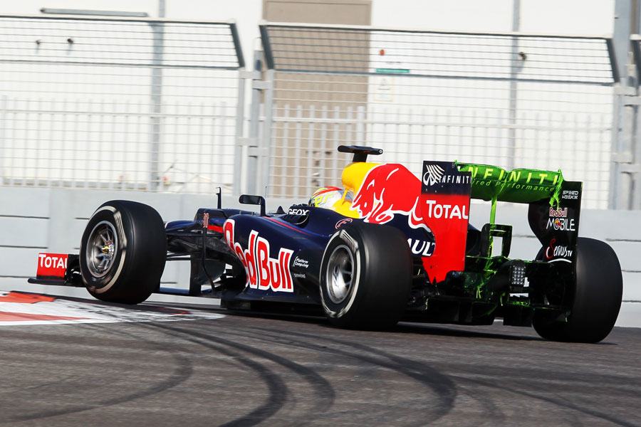Robin Frijns in the Red Bull