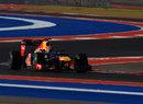Sebastian Vettel on hard tyres during qualifying