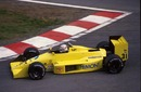 Gabriele Tarquini in the Coloni FC188 in Belgium