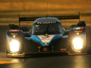 The Peugeot 908 on its way to victory