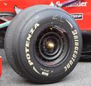 Ferrari wheel detail