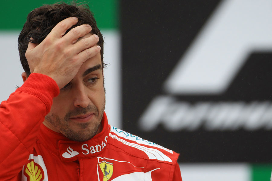 Fernando Alonso reflects on missing out on the title at the final round