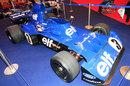 Jackie Stewart's championship-winning Tyrrell 006