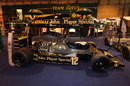 The Classic Team Lotus stand