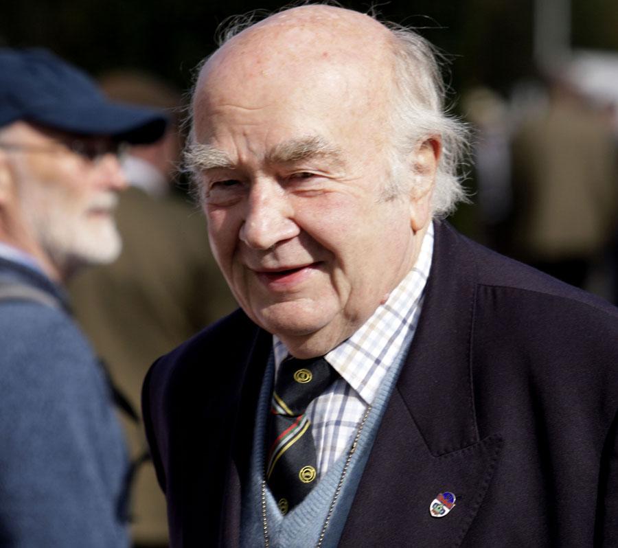 Ex-F1 driver David Piper
