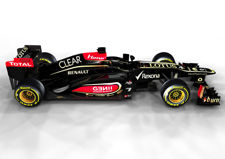 The new Lotus E21