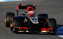 Romain Grosjean aims for an apex