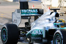 A Drag Reduction Device on Lewis Hamilton's Mercedes