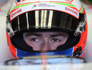 Paul di Resta prepares to head out for the first time