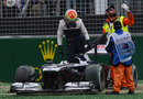 Pastor Maldonado's wretched weekend comes to an end