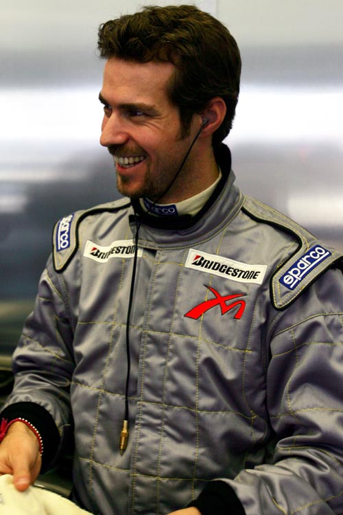 Tiago Monteiro tests for Midland F1