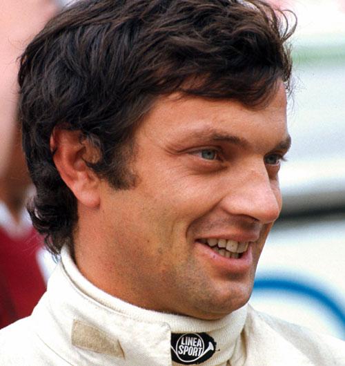 Shadow driver Renzo Zorzi