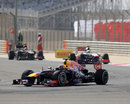 Mark Webber attacks turn four