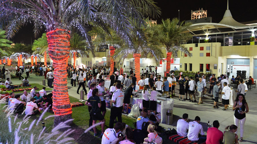 Bahrain confirms 2014 night race