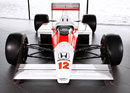 The legendary McLaren MP4-4 on display