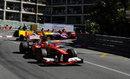 Fernando Alonso exits Loews