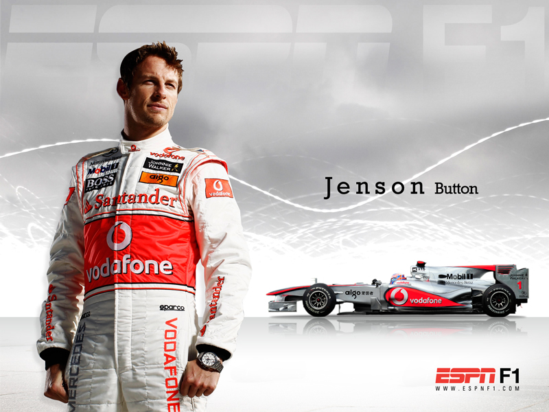 Jenson Button 2010