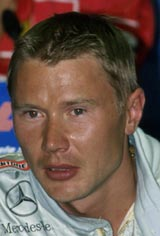Mika Hakkinen