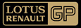 Renault team logo