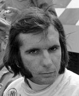 Emerson Fittipaldi at the 1971 British Grand Prix 