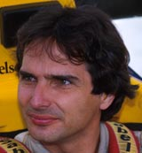 Nelson Piquet Formula One World Championship, 1987 