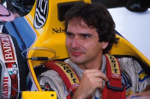 Nelson Piquet Formula One World Championship, 1987