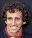 Alain Prost in 1987