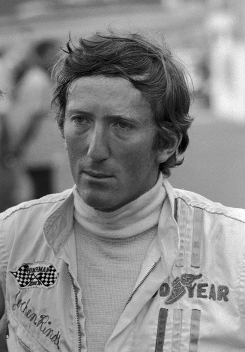 Jochen Rindt at the 1968 Canadian Grand Prix