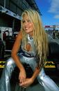 Australian glamour model Sarah Jane