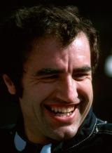 Toleman driver Brian Henton in 1981