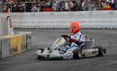 Michael Schumacher takes part in kart race in USA