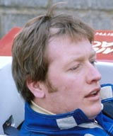 Damien Magee made one appearance for Williams in 1975