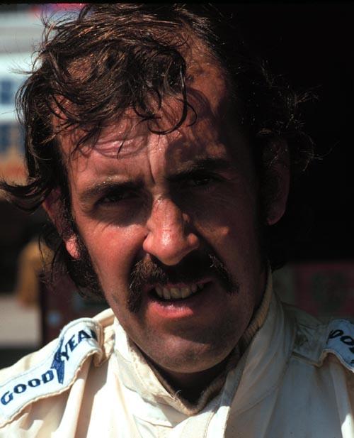 David Hobbs at the 1974 Austrian Grand Prix