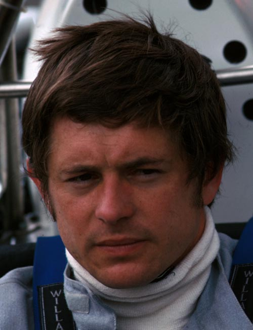 David Purley at the 1974 British Grand Prix