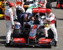 Bahrain Grand Prix 2010 Free Practice 1