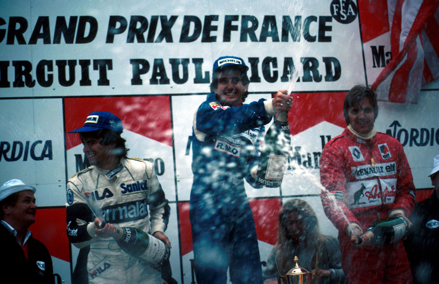 Image result for Prost Paul Ricard