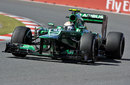 Giedo van der Garde aims for an apex