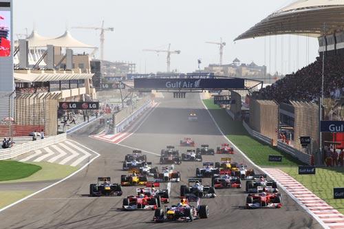 2193 - Teams happy to race in Bahrain, says Ecclestone