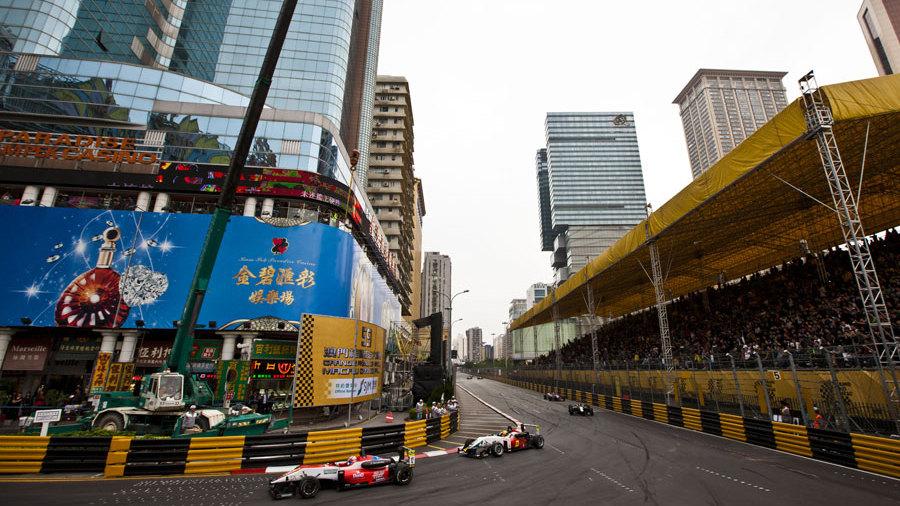 ex f1 drivers to race at macau grand prix formula 1 formula 1 news live f1. Black Bedroom Furniture Sets. Home Design Ideas
