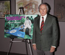 Sir Jackie Stewart at the premiere of the restored 1972 documentary Weekend of a Champion