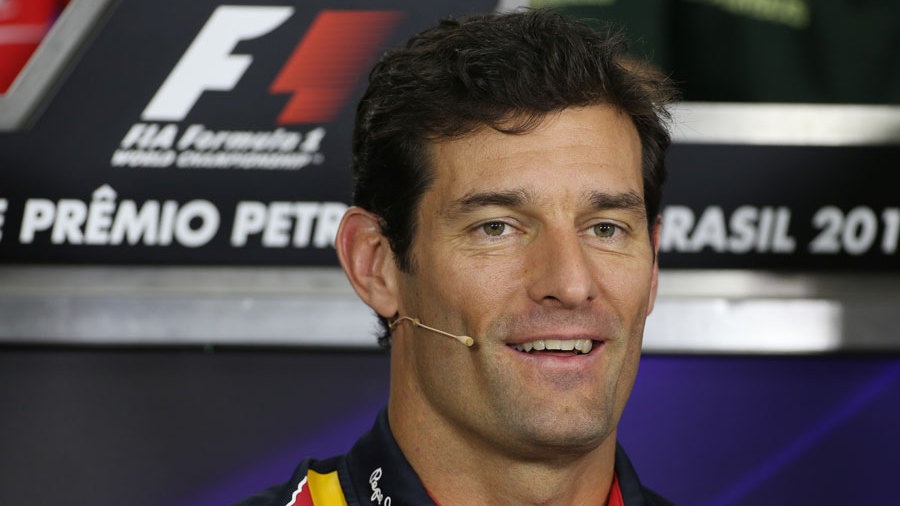 Mark Webber glad to be leaving Formula One after Brazilian GP