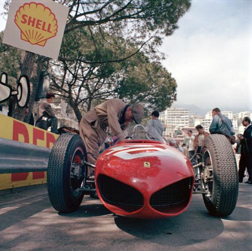 Wolfgang von Trips' Ferrari