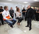 Force India boss Vijay Mallya reintroduces Nico Hulkenberg to the Force India team