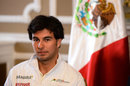Sergio Perez is announced as a Force India driver for 2014