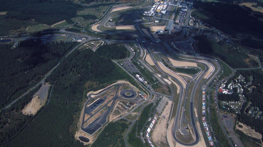 Bernie Ecclestone bids to buy the Nurburgring
