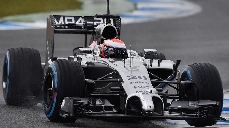 ... at home' - McLaren | McLaren | Formula 1 news, live F1 | ESPN.co.uk