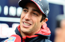 Daniel Ricciardo puts on a brave face after a troubling week for Red Bull