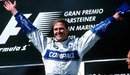 Ralf Schumacher secured his maiden grand prix victory at Imola