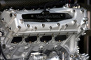 The Mercedes Benz Illmor FO108T F1 engine